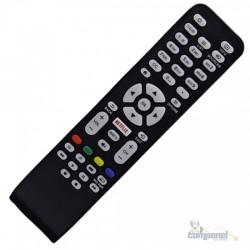 Controle Remoto Tv Aoc Smart Tv Netflix RBR-7463